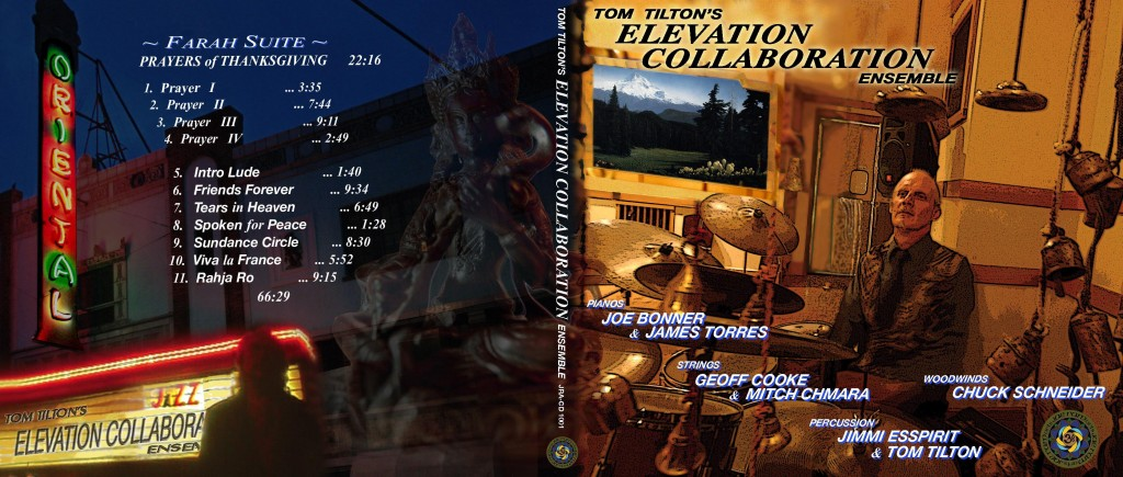 Elevation Collaboration (Cover)